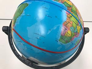 アフリカ大陸を回りブエノスアイレスへ