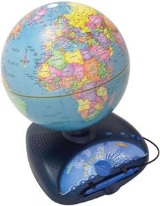 しゃべる地球儀NEWオデッセーグローブ
