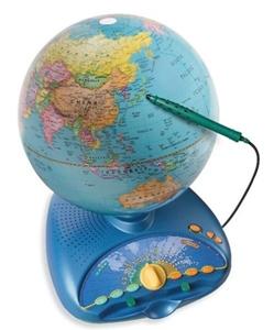 しゃべる地球儀オデッセーグローブ
