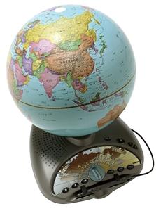 しゃべる地球儀ワールドグローブ